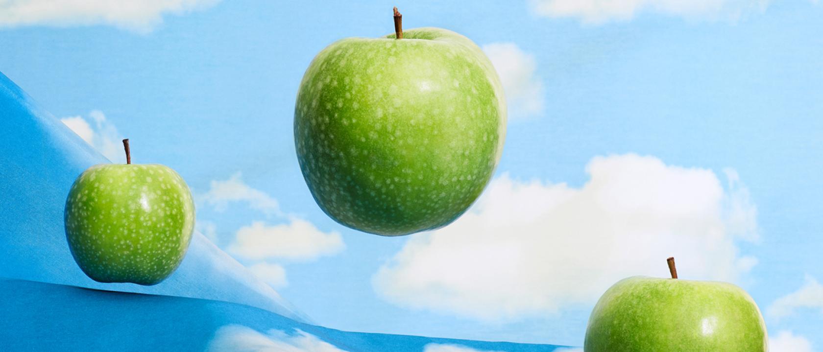 Una mela di Magritte al giorno al b&b