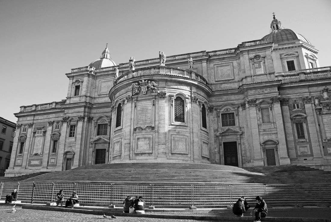 Santa Maria Maggiore Guesthouse Roma